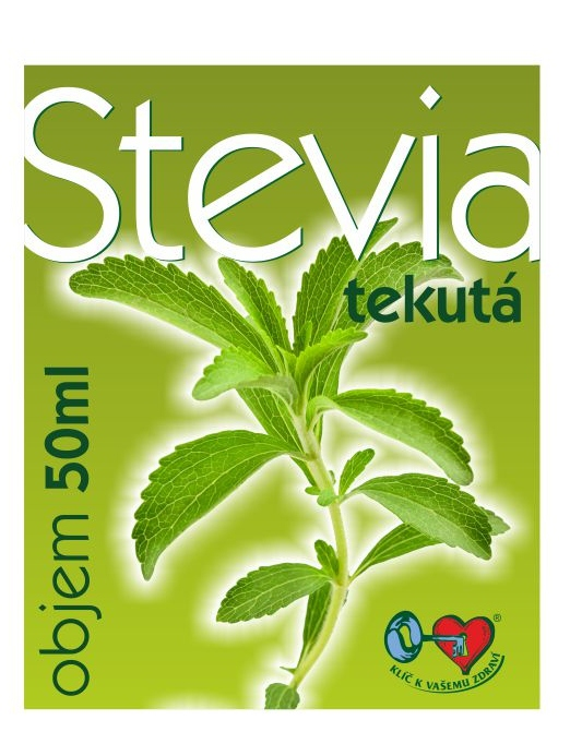 50ml tekutá stevie (fluid)